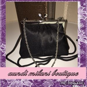 Handbags - Small Black Evening Purse